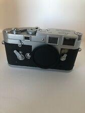 Leica M3 Single Stroke Rangefinder 35mm Film Camera. Serial #963 286 (Body Only)