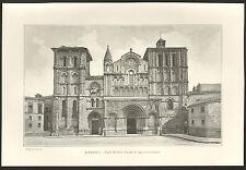 33 BORDEAUX EGLISE SAINTE-CROIX IMAGE 1903