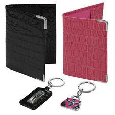 Porte-monnaie et portefeuilles pochettes rose pour femme