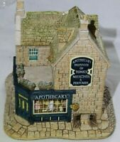 Lilliput Lane Apothecary L2055 complete with Deeds