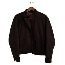 BOSS Hugo Boss Black Men's Blend Jacket Large Boss Orange