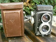 Rolleicord V 6 x 6 120 Twin Lens Reflex TLR Camera & Case