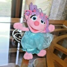 "2006 Fisher-Price 7 1/2"" Sesame Street Abby Cadabby Fairy Plush"