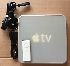 Apple TV 1st Generation A1218 160Gb With Remote Control Same Day Dispatch