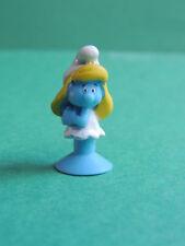 Schtroumpf : smurfette Micro Popz figurine Micropopz stikeez Super U '17 Smurf