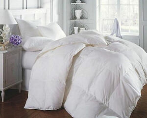 15.0 Tog Goose Feather & Down Duvet Warm Quilt Single Double King Superking