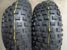 TWO 20/7.00-8, 20/7.00x8, 20/7-8, 20/7x8 ATV HONDA Knobby Four Wheeler Tires