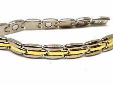 Vintage Gold Tone and Silver Tone Bracelet