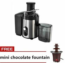 Koii Power Juicer with Mini Chocolate Fountain
