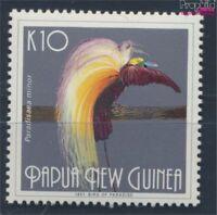 Papua-Neuguinea 635 postfrisch 1991 Paradiesvogel (8610103