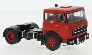 Fiat 619 N1 rosso red 1980 IXO 1:43 TR057