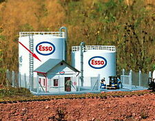 PIKO 62037 G Scale ESSO Tank DEPOT Office Bldg. Kit
