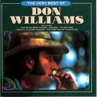 DON WILLIAMS - THE VERY BEST OF CD ~ 70's COUNTRY GREATEST HITS *NEW*
