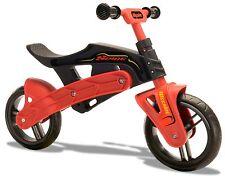WeeRide Girl's Slyde Balance Bike - Black 10 Inch