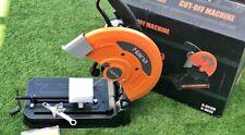 Troncatrice Per Ferro Lama 355 mm 1800 Watt Tronca da Ferro Per Metalli Disco