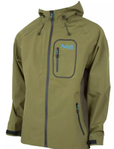 Aqua Products F12 Torrent Olive Jacket - New Carp Fishing Clothing