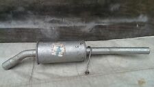 FORD ESCORT MK.3 VAN 1.3 & 1.6 35 & 55 1980 TO 1986 EXHAUST REAR SILENCER