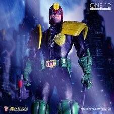 "One: 12 Collective JUDGE DREDD 6"" Action Figure Mezco Toyz 1/12 IN STOCK"