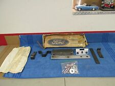 1971-72 MERCURY FULL SIZE CAR  TRAILER HITCH PACKAGE  NOS FORD  1215