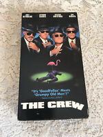 The Crew  VHS  2001  Burt Reynolds  Richard Dreyfuss & Co