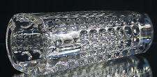 Schwere und grosse Bleikristall  Vase  !!!  70er Jahre - 2,43 kg !!!