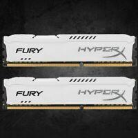 Pour Kingston HyperX FURY 8Go 16Go 32Go DDR4 3200MHz PC4 25600 DIMM RAM Desktop