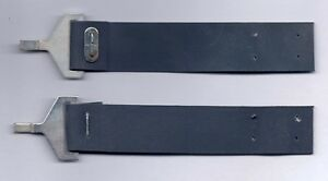 1971-74 Norton Commando 750 850 NOS pair battery strap 06-1662 repair kit