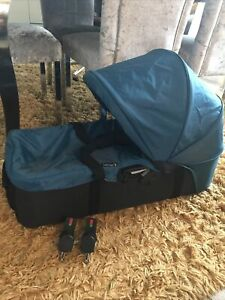 Baby Jogger City Mini, GT, Summit Compact Carrycot & Adapters For Single