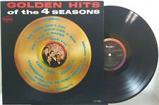 The Four Seasons - Golden Hits of the Four  Seasons - Vee Jay VJLP1065