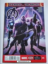 The Avengers #35  (2013 5th Series) High Grade Collectible Comic Book MARVEL!