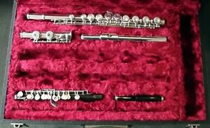 KS CASE FOR TWO FLUTES AND PICCOLO