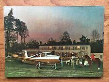 NAVION Aircraft Sales Brochure Airplane Vintage Advertising