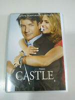 CASTLE Quinta TEMPORADA 5 COMPLETA - 6 DVD ESPAÑOL ENGLISH FRANCAIS REGION 2