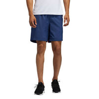 adidas Mens Own The Run 7 Inch Shorts Pants Trousers Bottoms - Navy Blue Sports