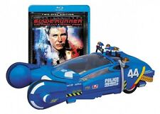 New Blade Runner MAV Police Spinner w/Blu-ray Set Medicom Toy COLLECTOR'S BOX