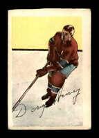 1952 Parkhurst #14 Doug Harvey  F X1465825