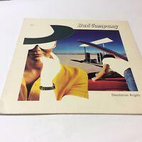 Bad Company 'Desolation Angels' 1979 Gatefold Vinyl LP EX/EX- Superb Copy!