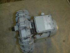 Regenerative blower fuji electric 230/460v