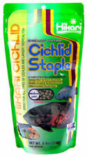 Hikari Cichlid Staple Medium Pellet 5.0-5.5mm  Size Floating Type 250g