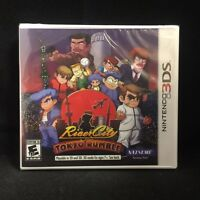 River City: Tokyo Rumble (Nintendo 3DS, 2016) BRAND NEW / US Version