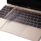 Silicone Thin Clear KeyBoard Cover Skin For MacBook Air Pro/Retina11/12/13/15