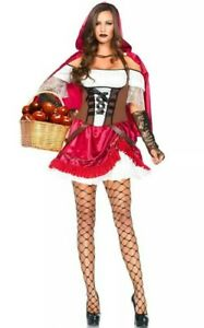 Leg Avenue  Rebel Red Riding Hood Costume in size M NWTs
