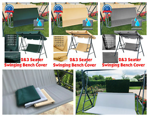 Replacement Part for Garden Swing Seat Cover Garden Hammock Chair Cover