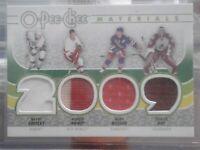 2009-10 O-Pee-Chee OPC Wayne Gretzky Gordie Howe Mark Messier Patrick Roy