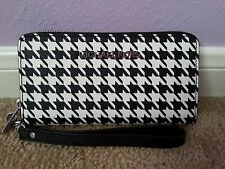 NWT Michael Kors Jet Set Travel Coin Multifunction Phone Case Wristlet Wallet
