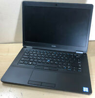 "AS-IS Dell Latitude E5470 14"" Laptop 2.4GHz Core i5 6th Gen NO RAM NO HDD- READ"