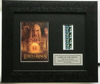 LORD OF THE RINGS The Two Towers v3 Original Filmcell Memorabilia COA