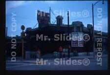 Original Slide Streetcar CNS&M Chicago North Shore & Milwaukee Milwaukee Wi Sta