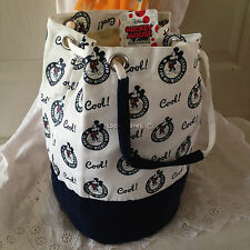 Disney Mickey Mouse Tote Shoulder Handbag Diaper Beach Bag W 28 x H 33 cm (M).