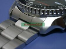 22mm Oyster Stainless Steel Bracelet Double Lock Buckle SCUBA SKX007 009